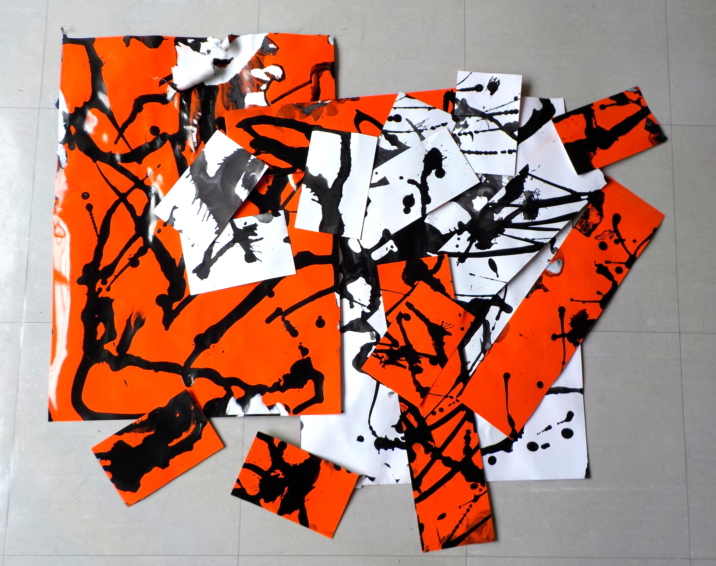 Orange composition