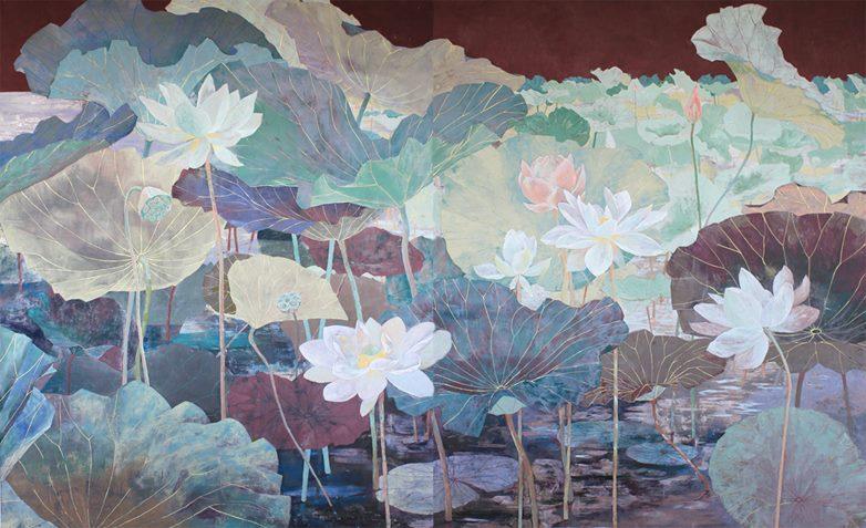 Awakening of lotas
