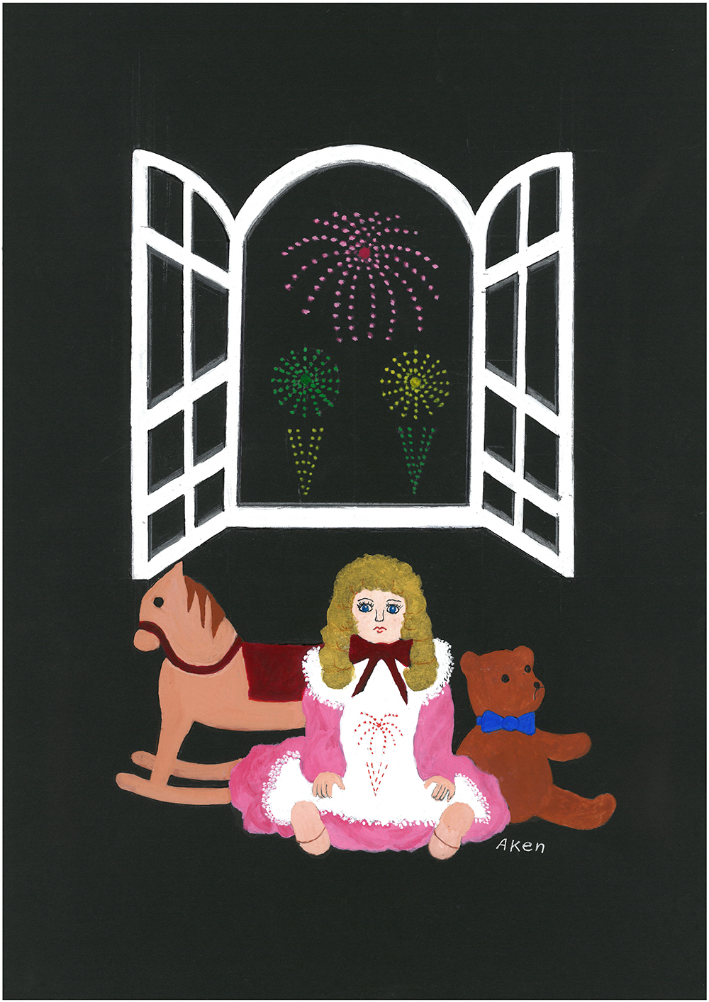 FIREWORK ( The Doll)