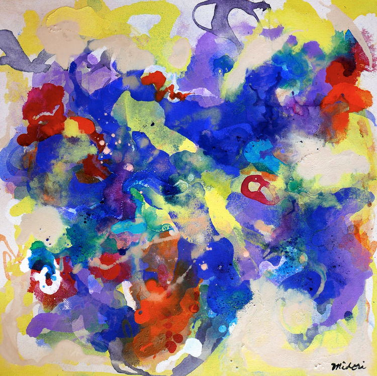 Midori McCabe (Painter)