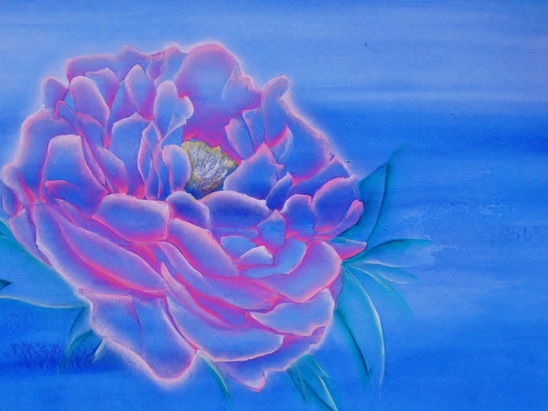 Flower of aura A 2015