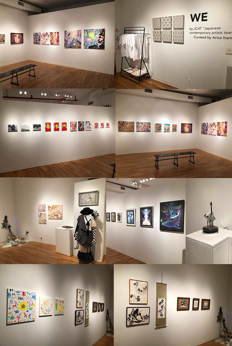 開催ギャラリー チェルシーの老舗ギャラリー- Pleiades Gallery –    http://pleiadesgallery.com/      ギャラリー業界の制約を窮屈に感じていた芸術家達によって 1974 年に設立。ニューヨーク市で最も古い協同ギャラリーのひとつで、プレアデスは 1970 年代の協同作家協会 (Association Run of Artist Run Galleries) の主催者だった。 プレアデスギャラリーは、世界のアートの中心地であるチェルシーで、40年以上もの間、様々なアーティストの現代アートやインスタレーションなど、示唆に富む作品を数多く展示している。