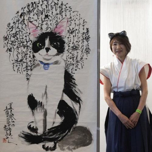 03/23/2019 - 【JCATサプリ 】ニューヨークでアートコレクター獲得!!  Smiley Exhibitionご参加のKeiko Nogamiさんにインタビューしました!
