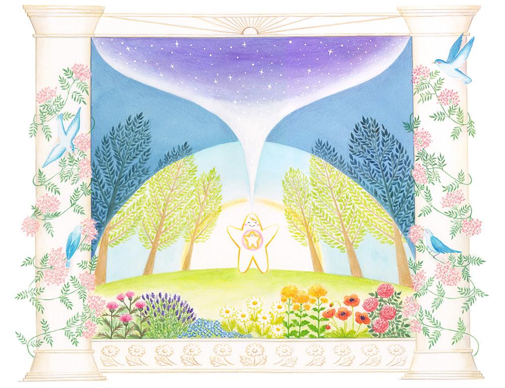 Yoko tanaka - 04/22/2019【JCATサプリ】人生には思いがけず理不尽なことが起こりますが、「どんな人も、心の中にある美しい世界(心象風景)をいつからでも取り戻せる。