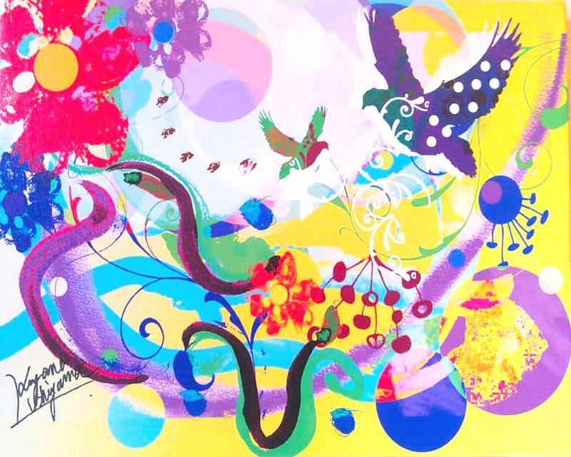 KAYANO USHIYAMA - 08/15/2019 【JCATサプリ- I'm JCAT Artist ! 】暖かい気持ちやHappyな気持ちを伝えたい