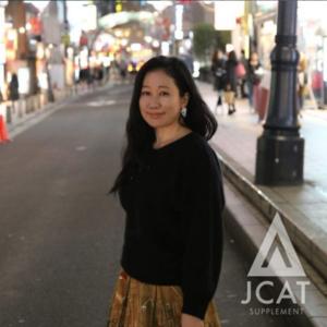 12/24/2019【JCATサプリ】日本、ニューヨーク、世界。アートの力でARISAが放つ「和のDNA」JCATディレクターARISA ITAMI⭐️🎁クリスマスインタビュー🎄🎀