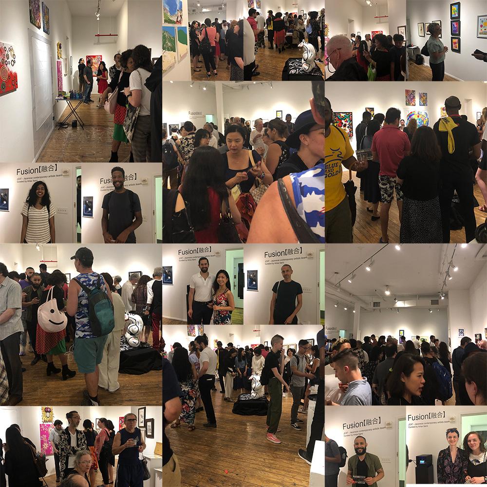 08/14/2019 【JCATサプリ】JCAT Exhibition ダイアリー Vol.1