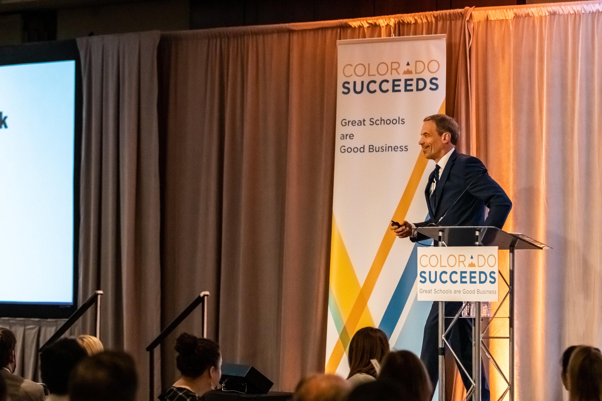 Colorado Succeeds: Great Schools are Good Business 2019