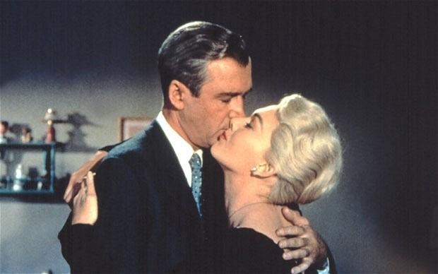 Fig. 2 - Vertigo - Alfred Hitchcock (1958)
