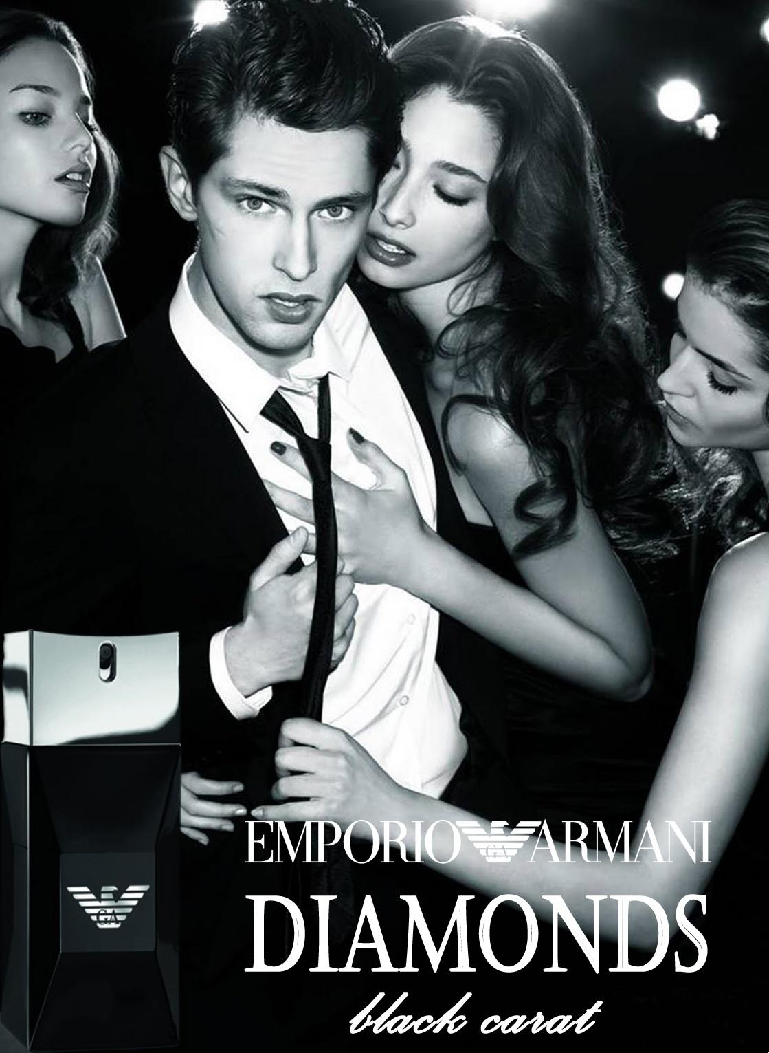 Fig. 13 - Emporio Armani Ad (2012)