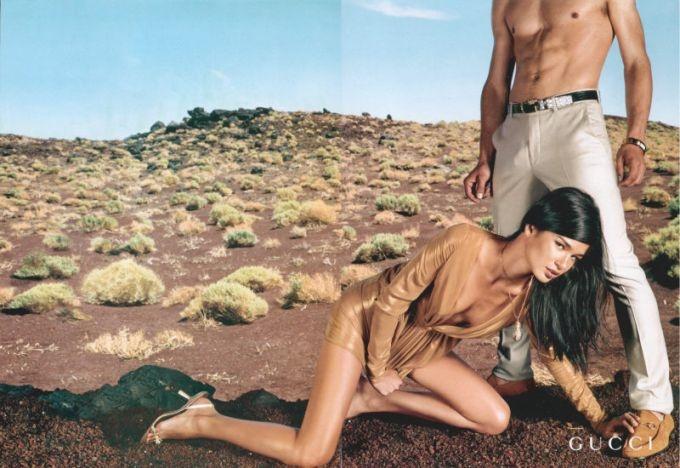 Fig. 15 - Gucci ad (2009)