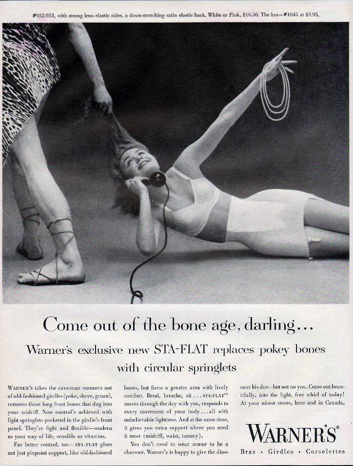 Fig. 14 - Vintage clothing ad (1950s)