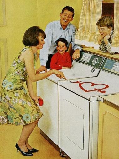 Fig. 17 - Vintage lifestyle ad (1950s-1960s)