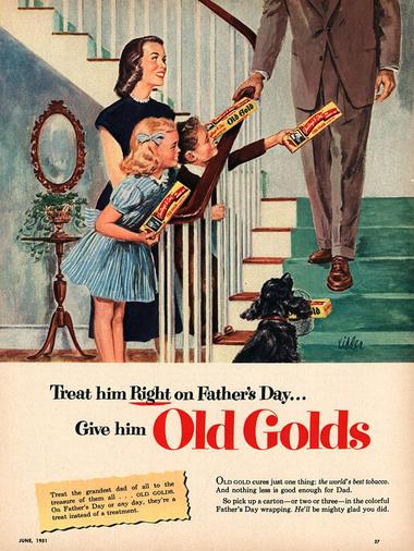 Fig. 18 - Vintage ad (1951)
