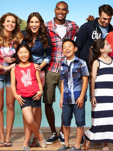 Fig. 19 - Old Navy ad (2013)