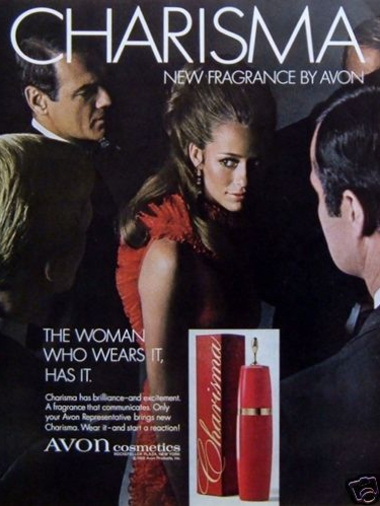 Fig. 20 - Avon perfume ad (1968)