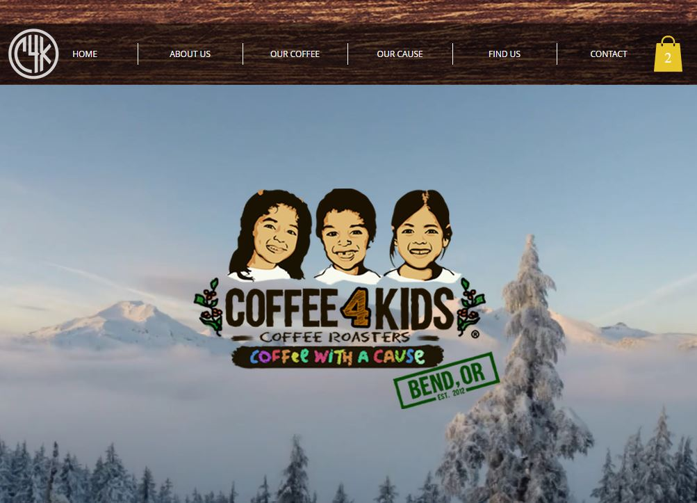 Drink amazing coffee and support the Children at Mi Casa