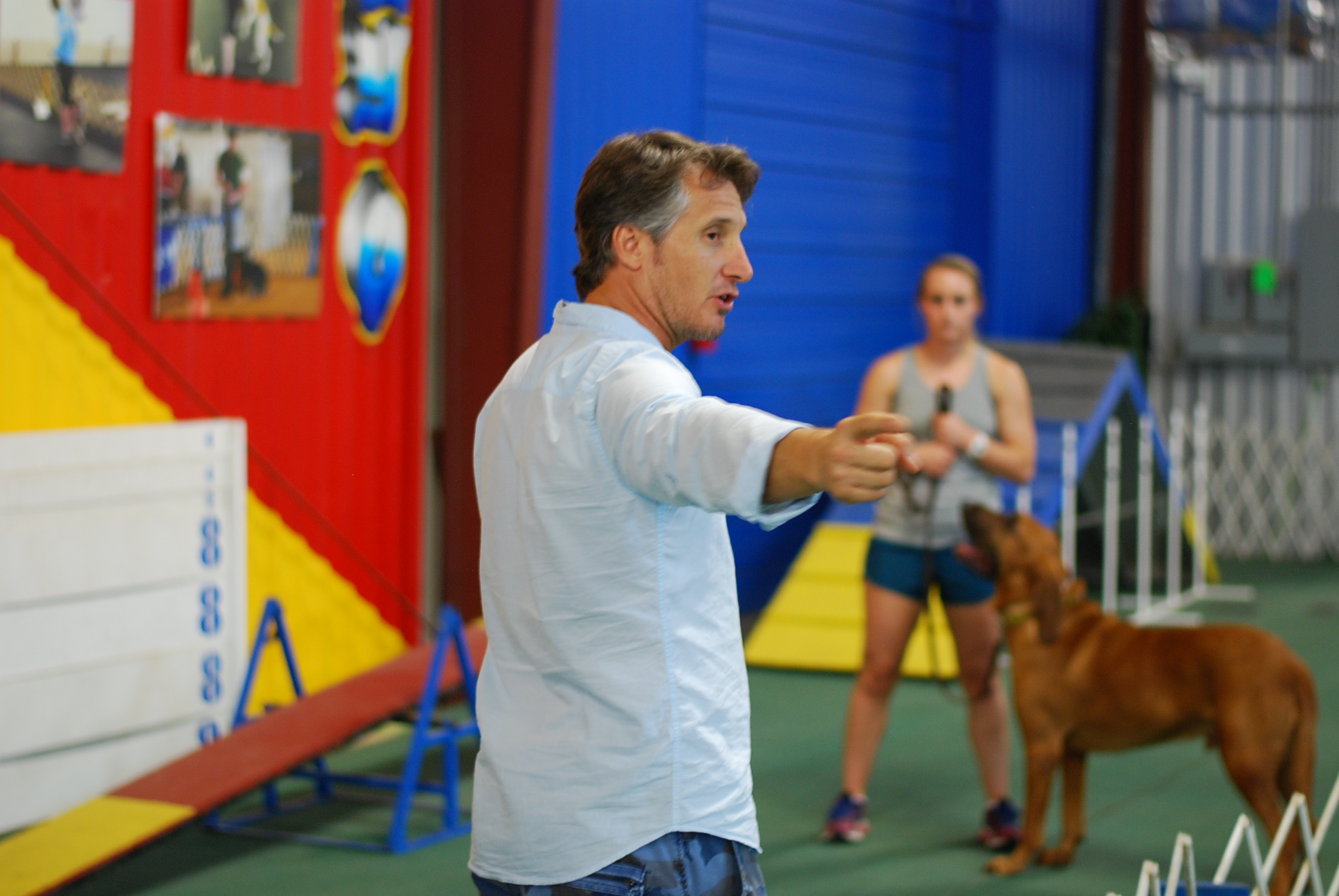 Our Trainers — The Thinking Dog: Houston's premiere dog obedience