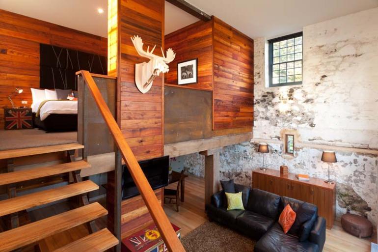 The King Loft Apartment