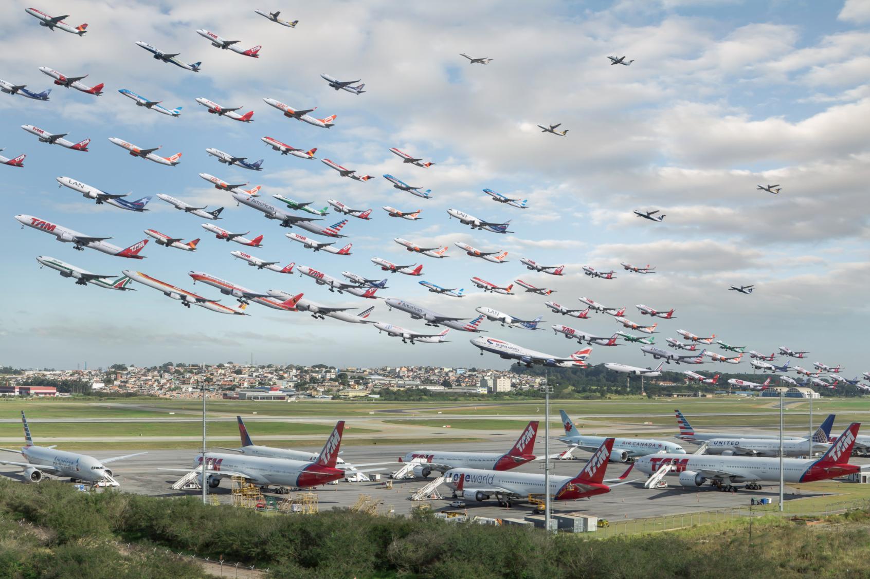 "Aviation - ""Airportraits"""