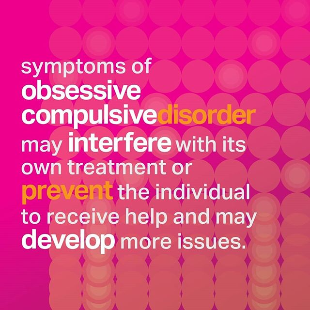 Obsessive compulsive disorder, or OCD, is the reduced quality of life, as well as high levels of social and occupational impairement due to obsessions and compulsions. #MentalHealthAwarenessMonth #riseabovethedisorder #youarerad #mentalhealth #ocd