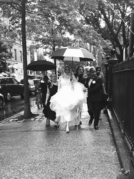 Mary  Custom gown | New York, NY |2016  Robert Manke Photography