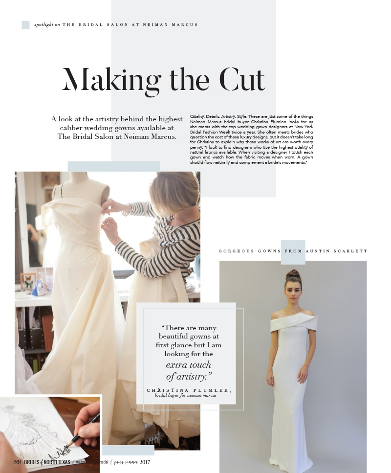 Brides of North Texas Magazine