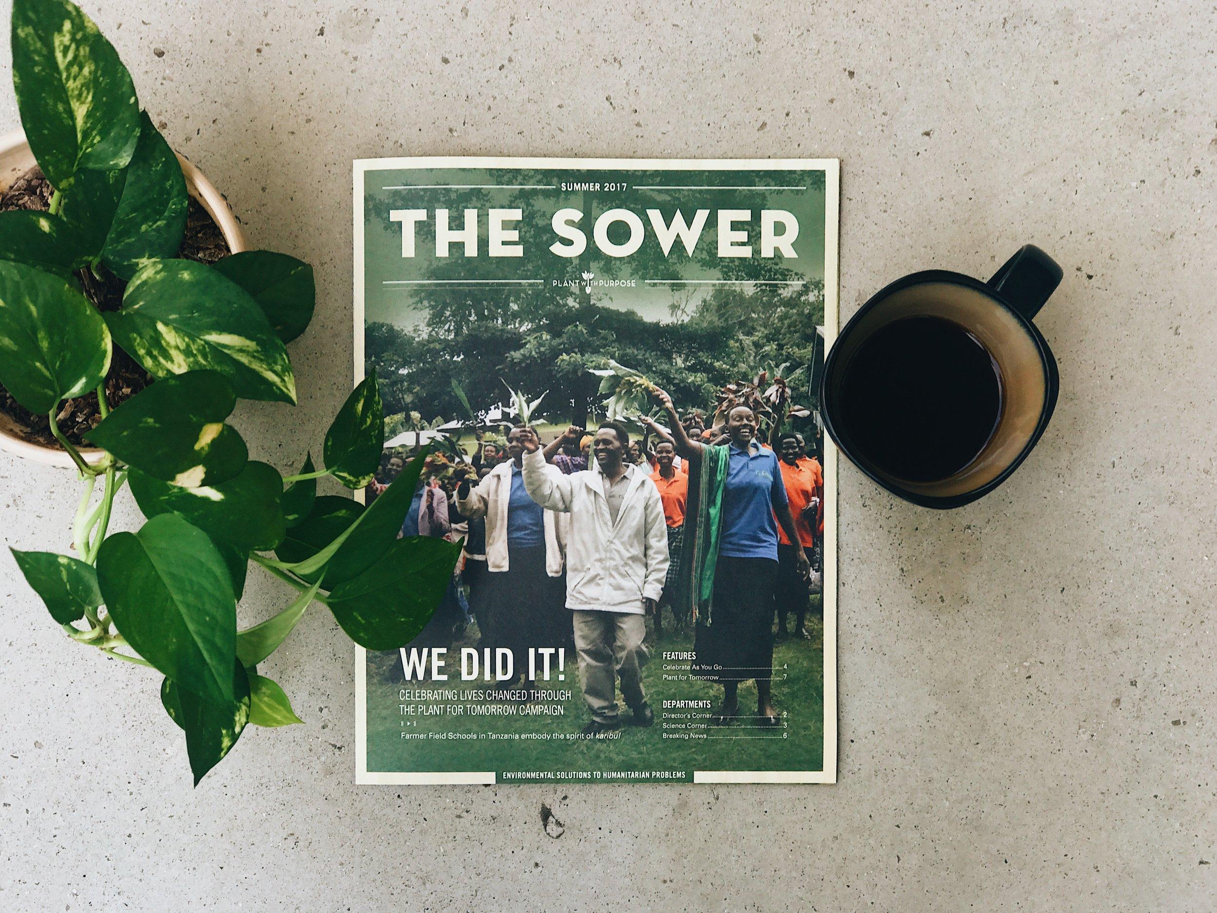 #229 The Sower - We Did It.JPG