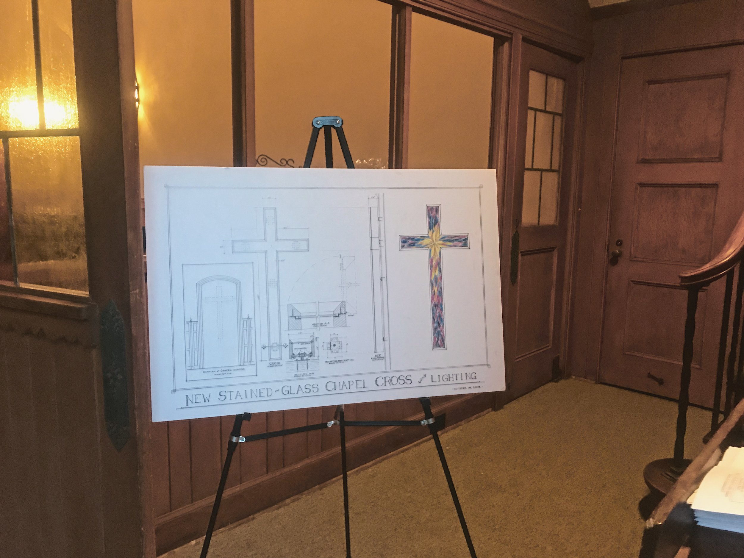 #295 Stained Glass Cross Plans.JPG