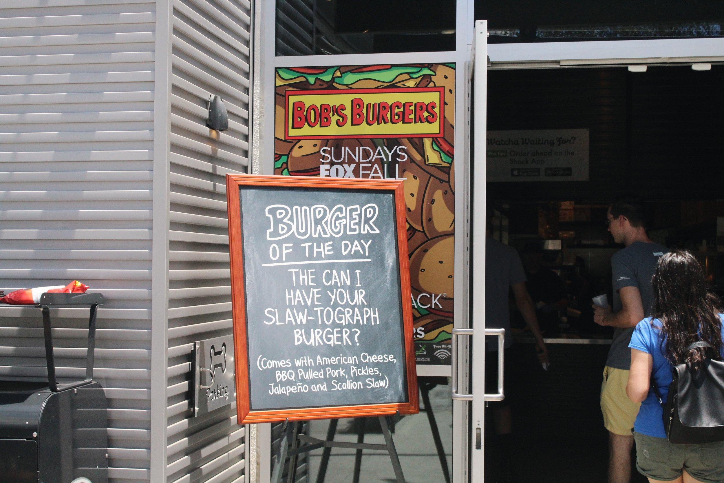 #202 Bob's Burgers x Shake Shack.JPG