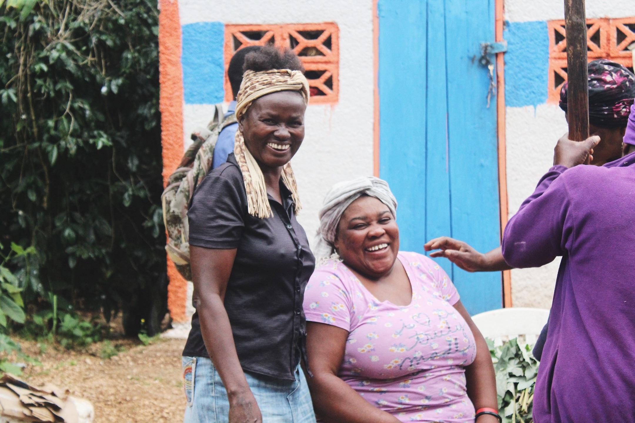 3 - Haitian Women.jpg