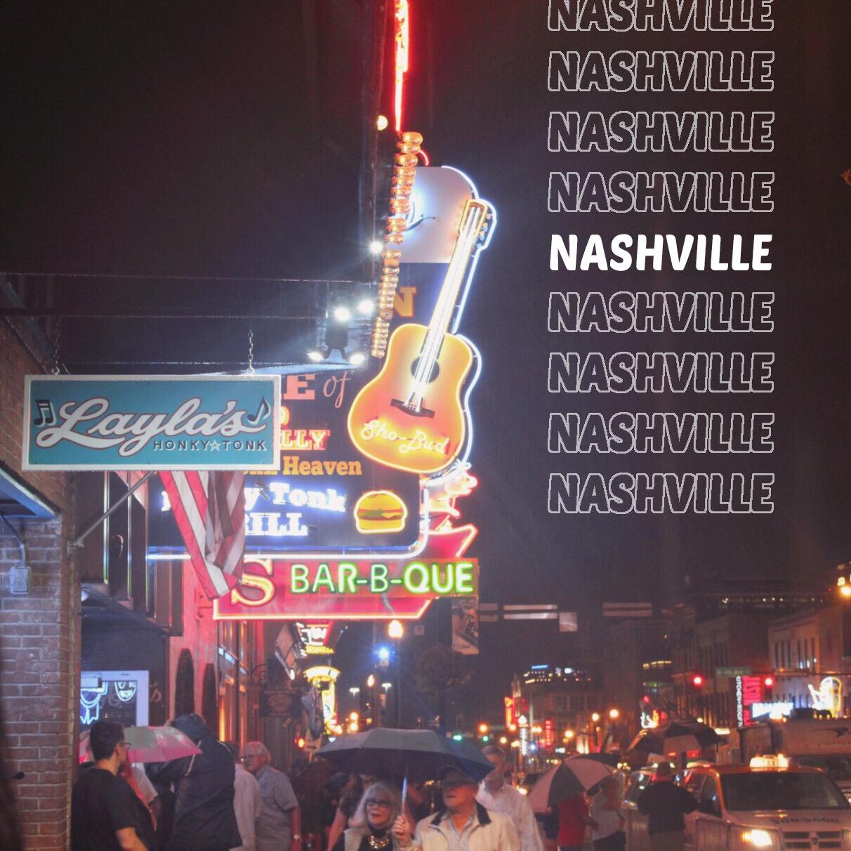 12 - Nashville, a Playlist.JPG