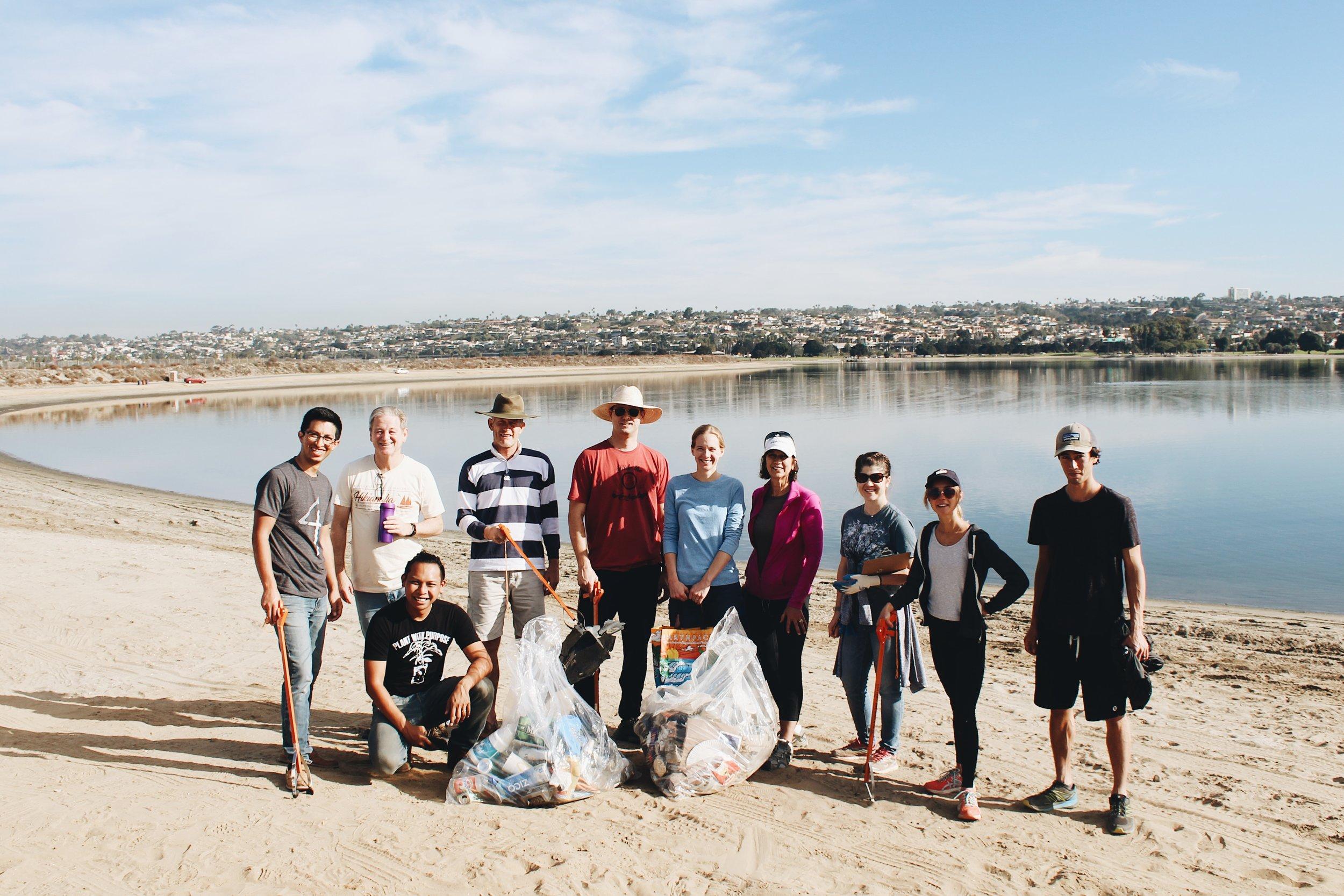 Staff Beach Cleanup [1].JPG