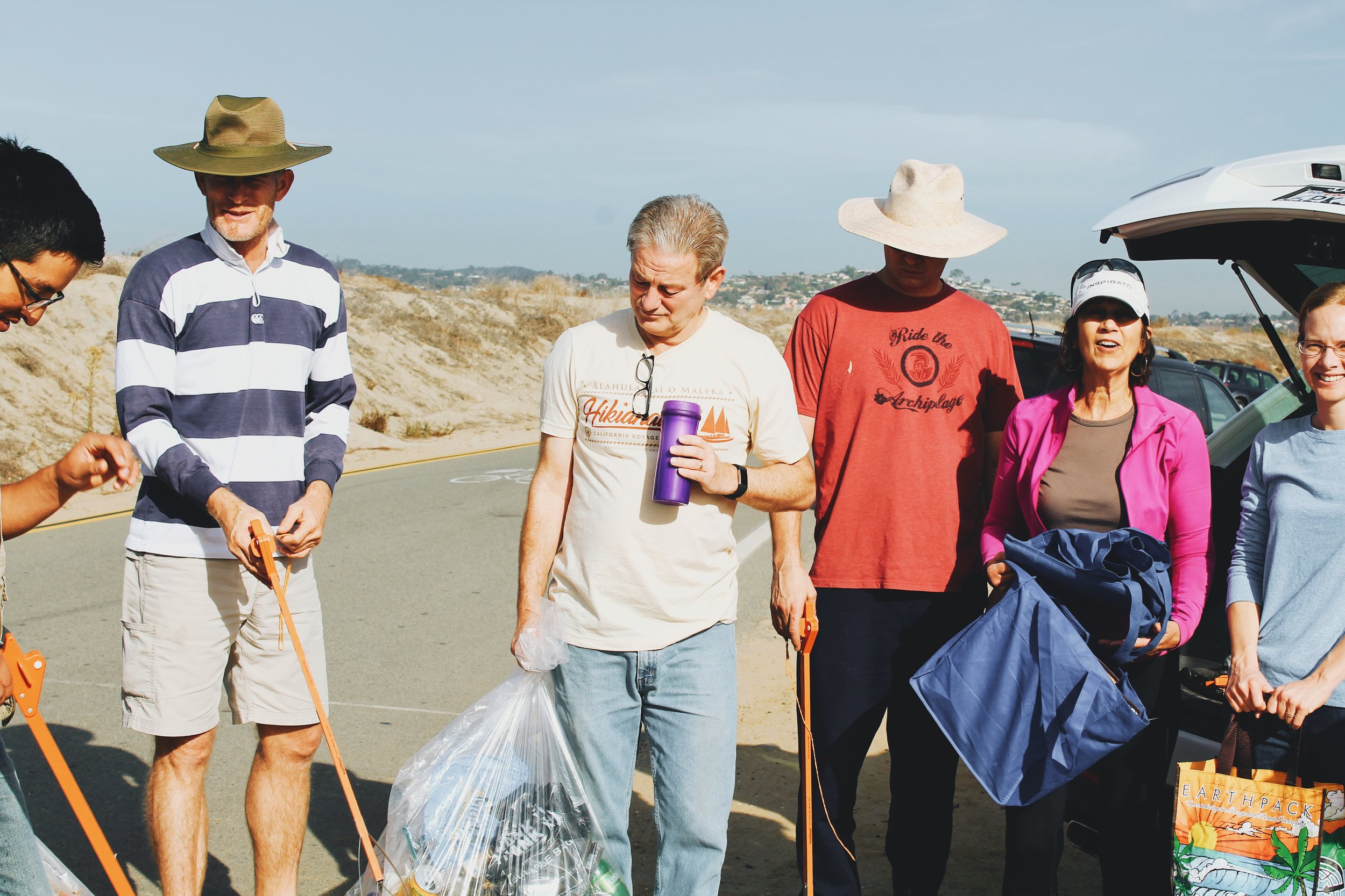 Staff Beach Cleanup [2].JPG