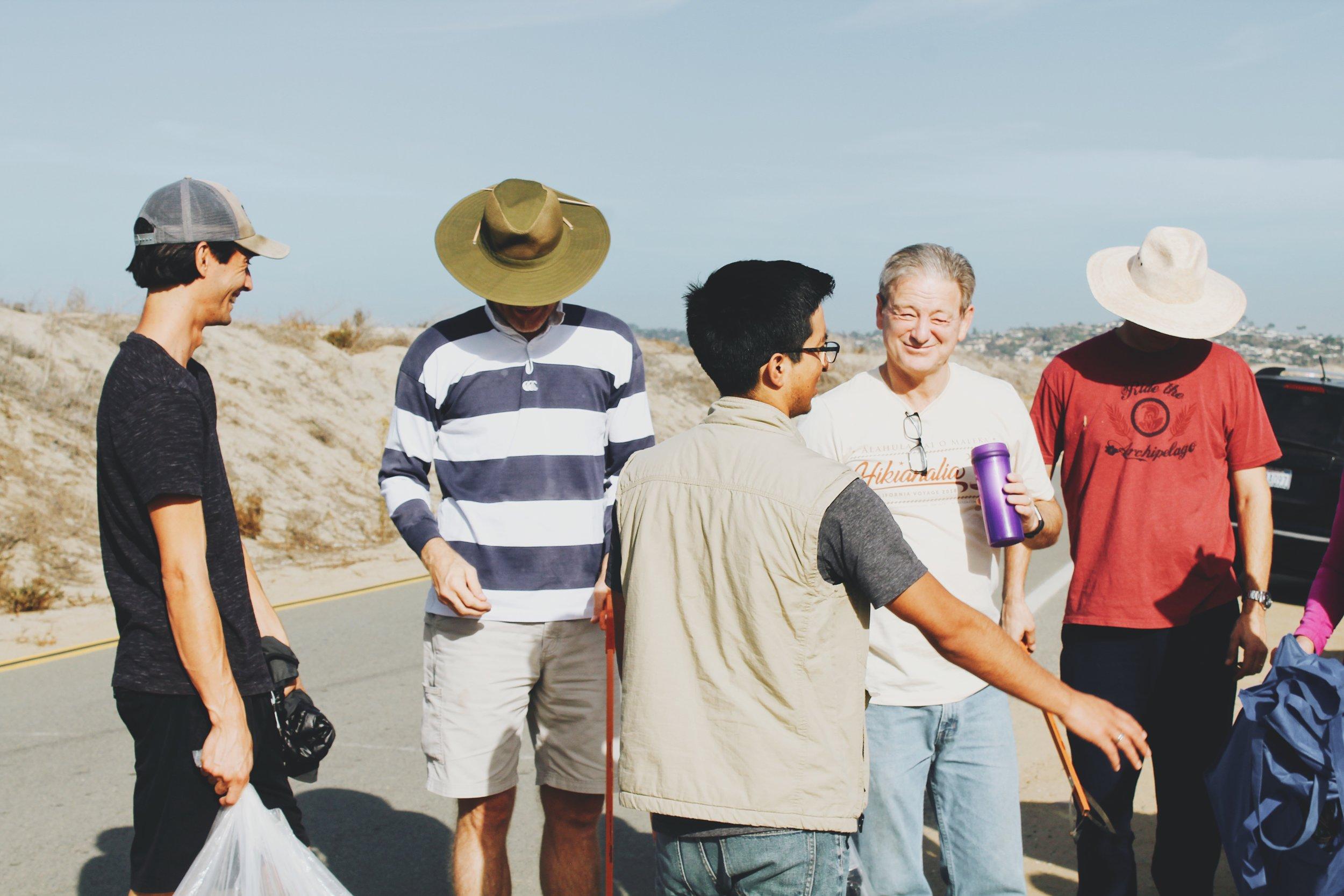 Staff Beach Cleanup [3].JPG