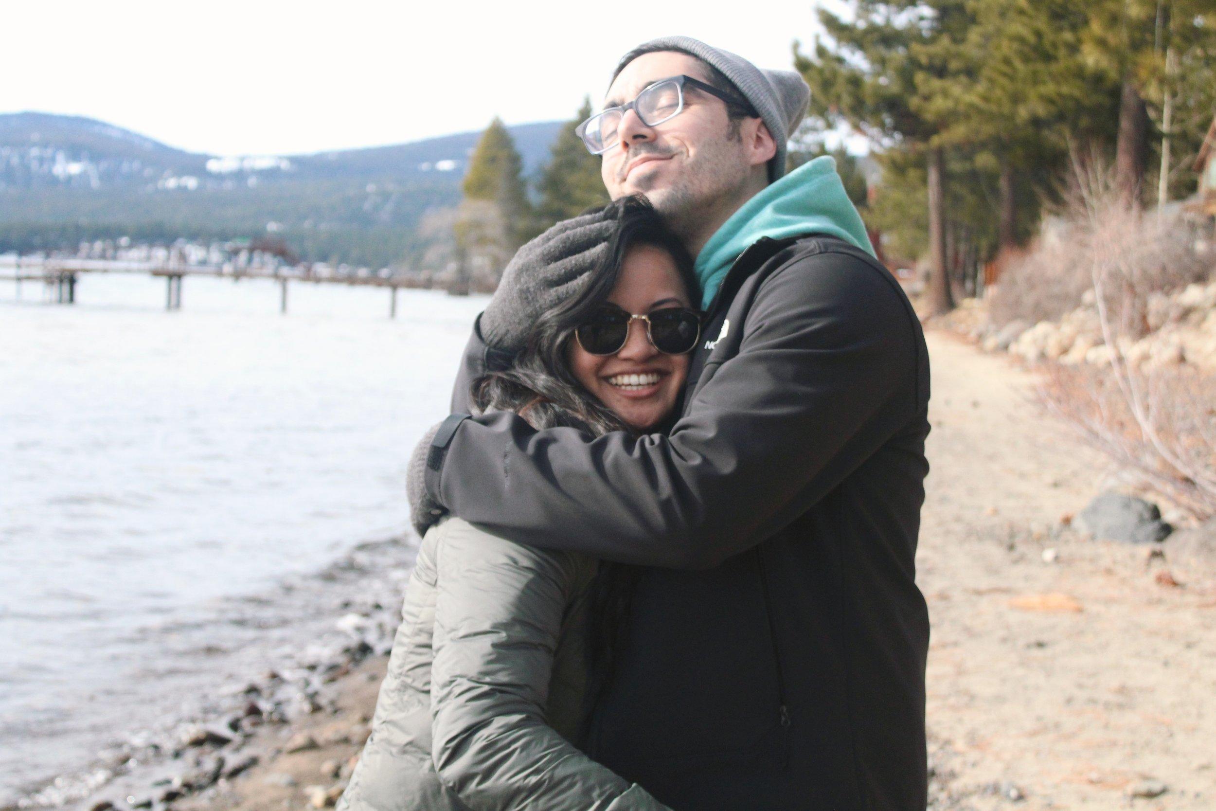 Joy & Daniel in Tahoe [1].JPG