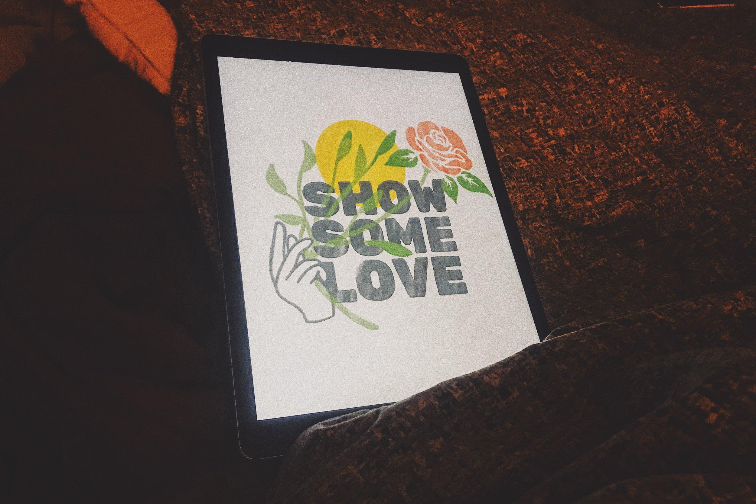 #44 Show Some Love.JPG