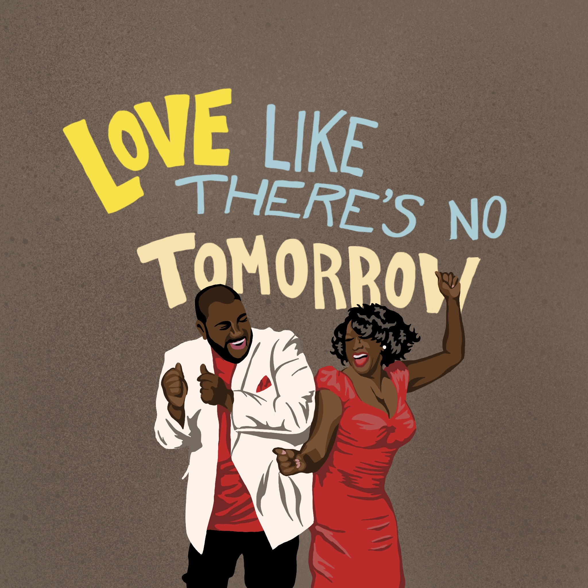 01 Love Like There's No Tomorrow.JPG