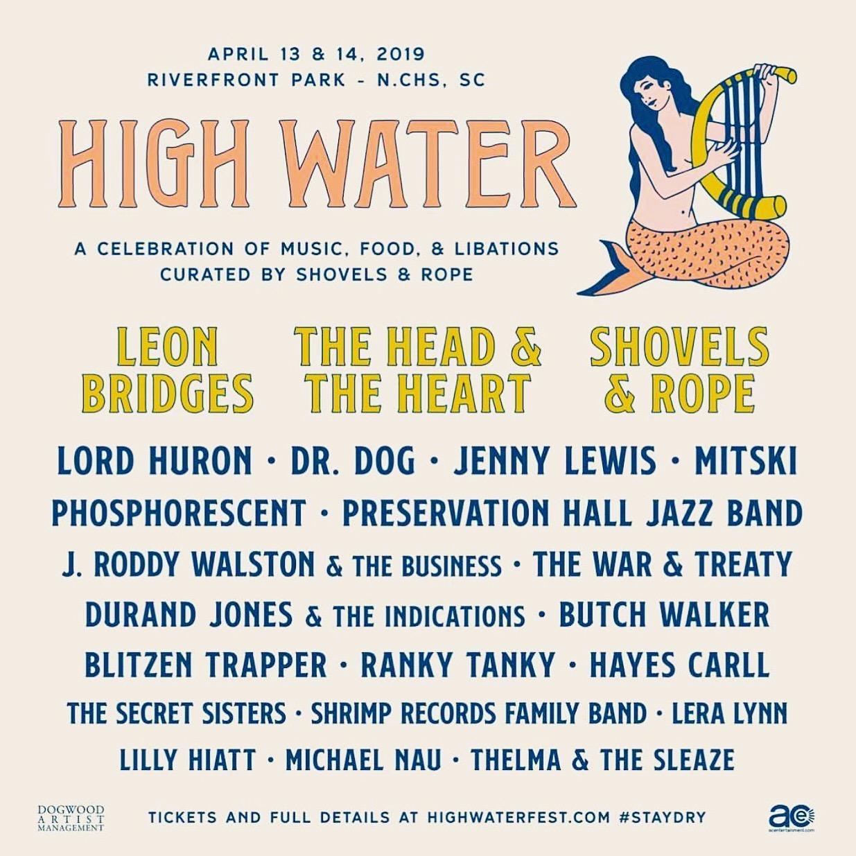 05 High Water Lineup.JPG