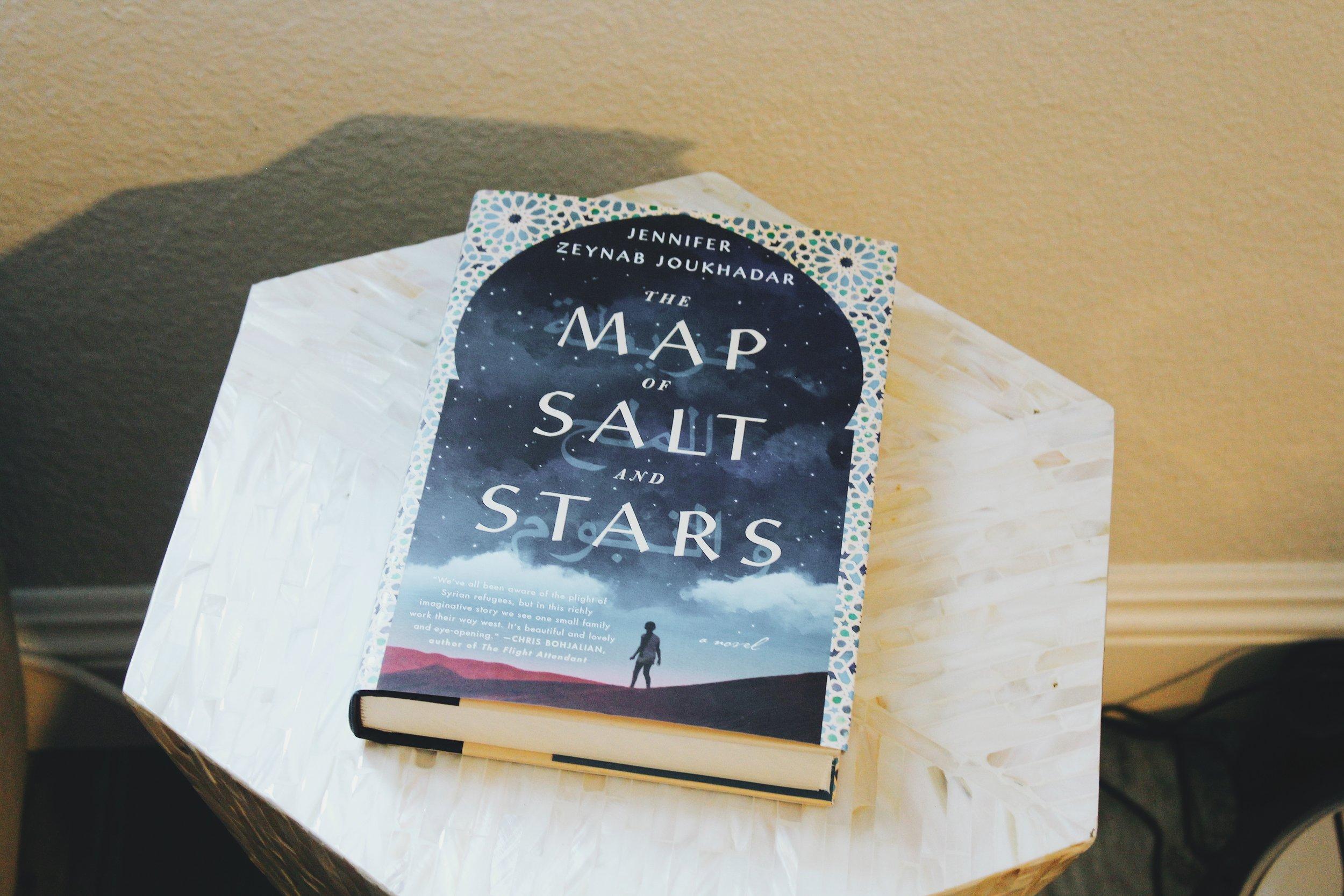 #121 A Map of Salt & Stars.JPG