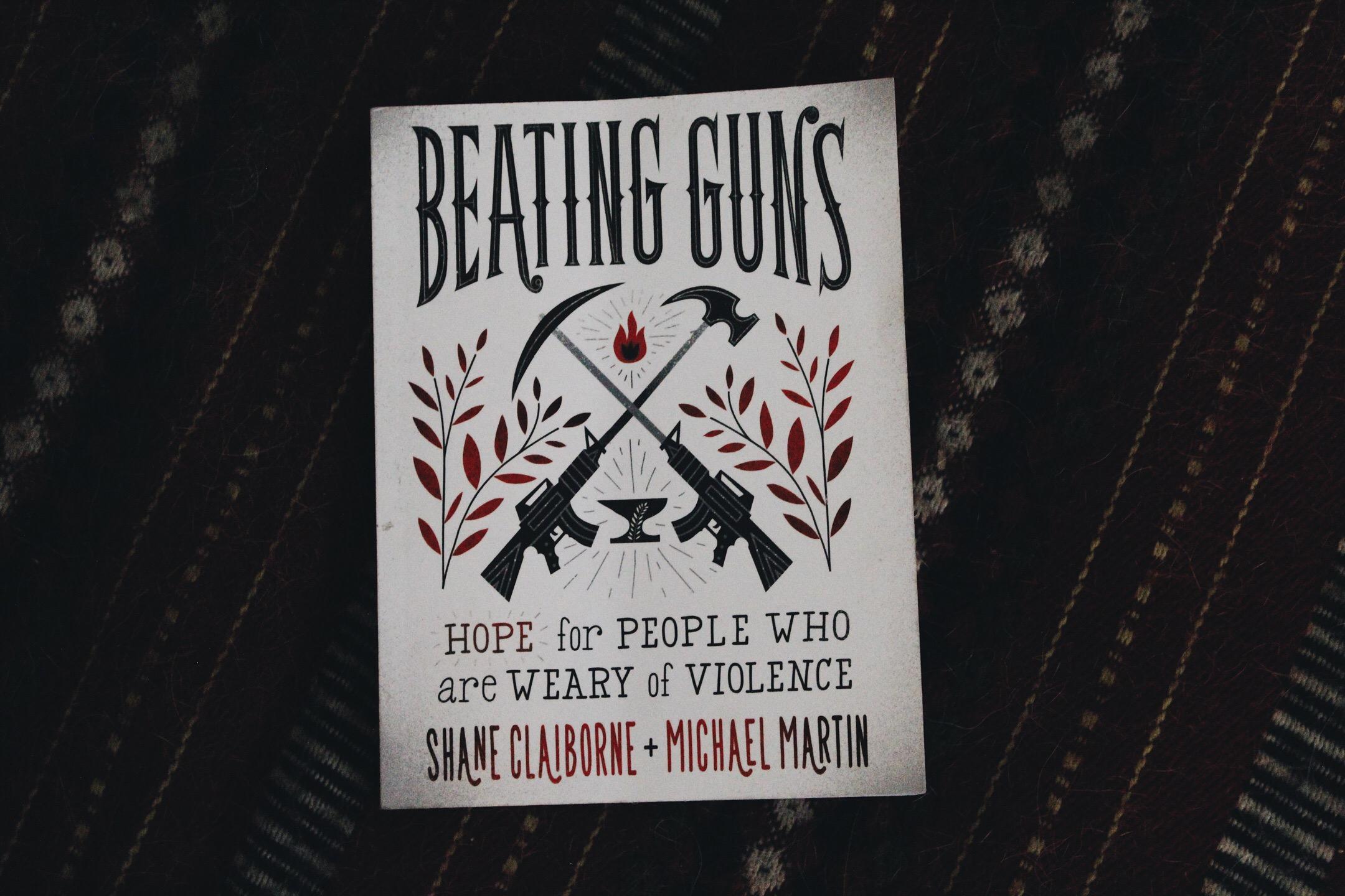 #126 Beating Guns.JPG