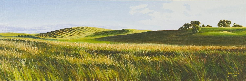 """""""Grassland"""" by Stephen Henning"""
