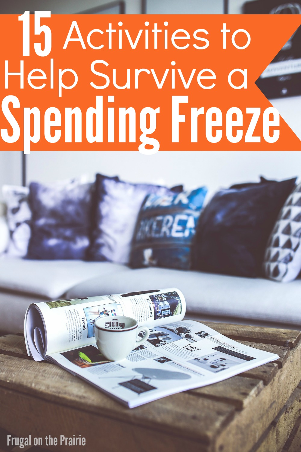 Is your budget on a spending freeze? Use these FREE activities to help pass the time!