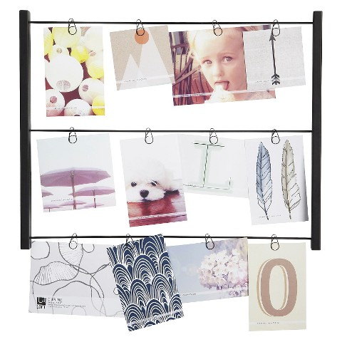 target photo display