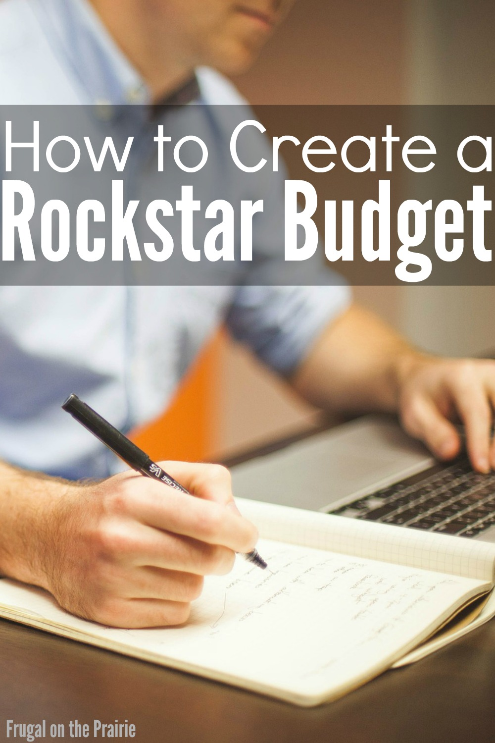 Every budget should be a rockstar and it doesn't take a tour bus or a guitar to create one. Get your finances in order with these 9 easy steps.