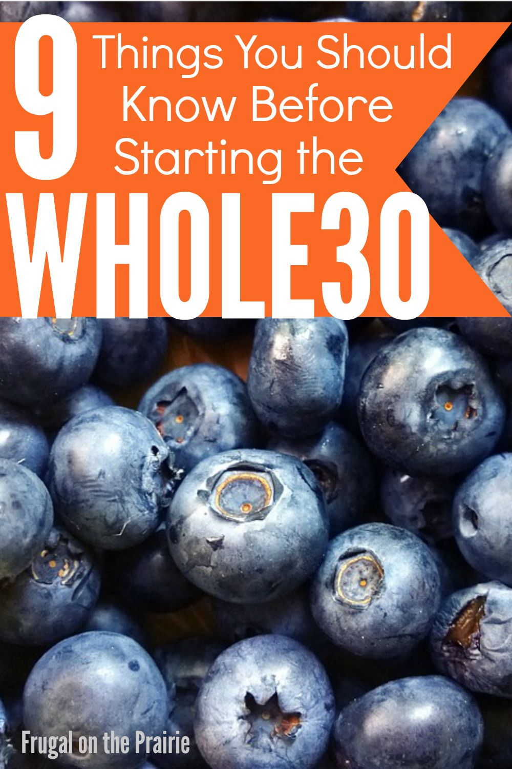 Are you doing the Whole30? I've done the program myself and have a few helpful tips to share. Here are 9 things you should know before you begin.