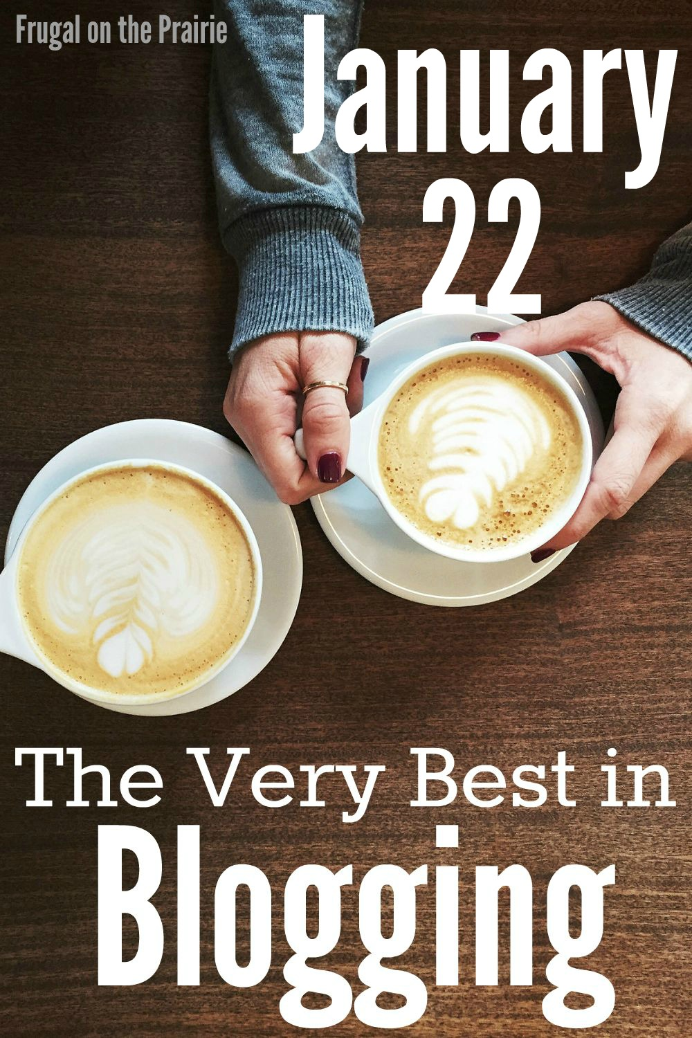 Looking for the very best in blogging posts? I do a roundup of the most inspiring content from around the web every week.