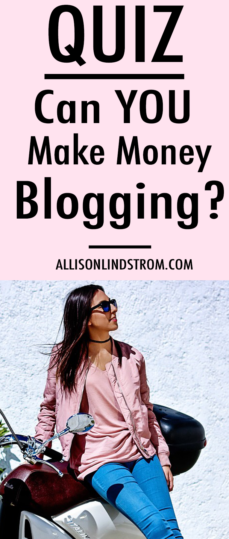 Do you have what it takes to build a profitable blog? Blogging for fun is one thing but blogging for money is an entirely different experience! Take my FREE quiz to find out if you have what it takes to rock a profitable blogging business!