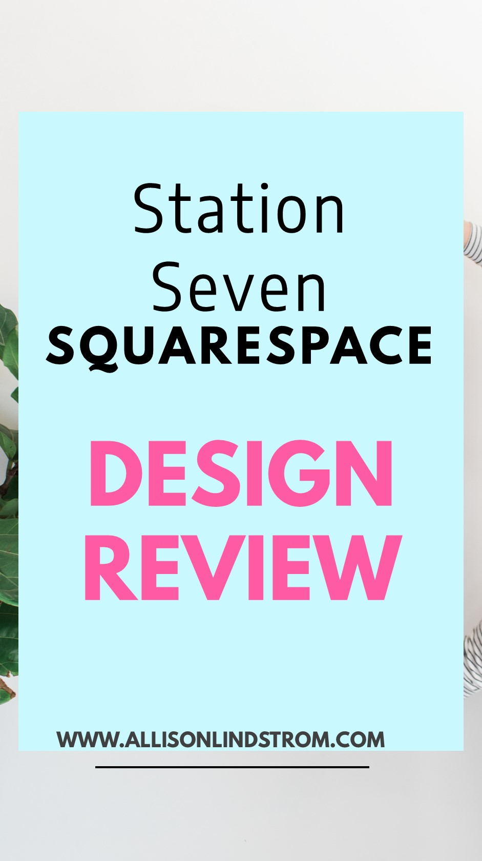 Looking for an affordable, pre-made Squarespace design kit to give your blog a makeover? AllisonLindstrom.com recently got a facelift and I thought I'd share a complete review on the website theme and the incredible company behind the project!