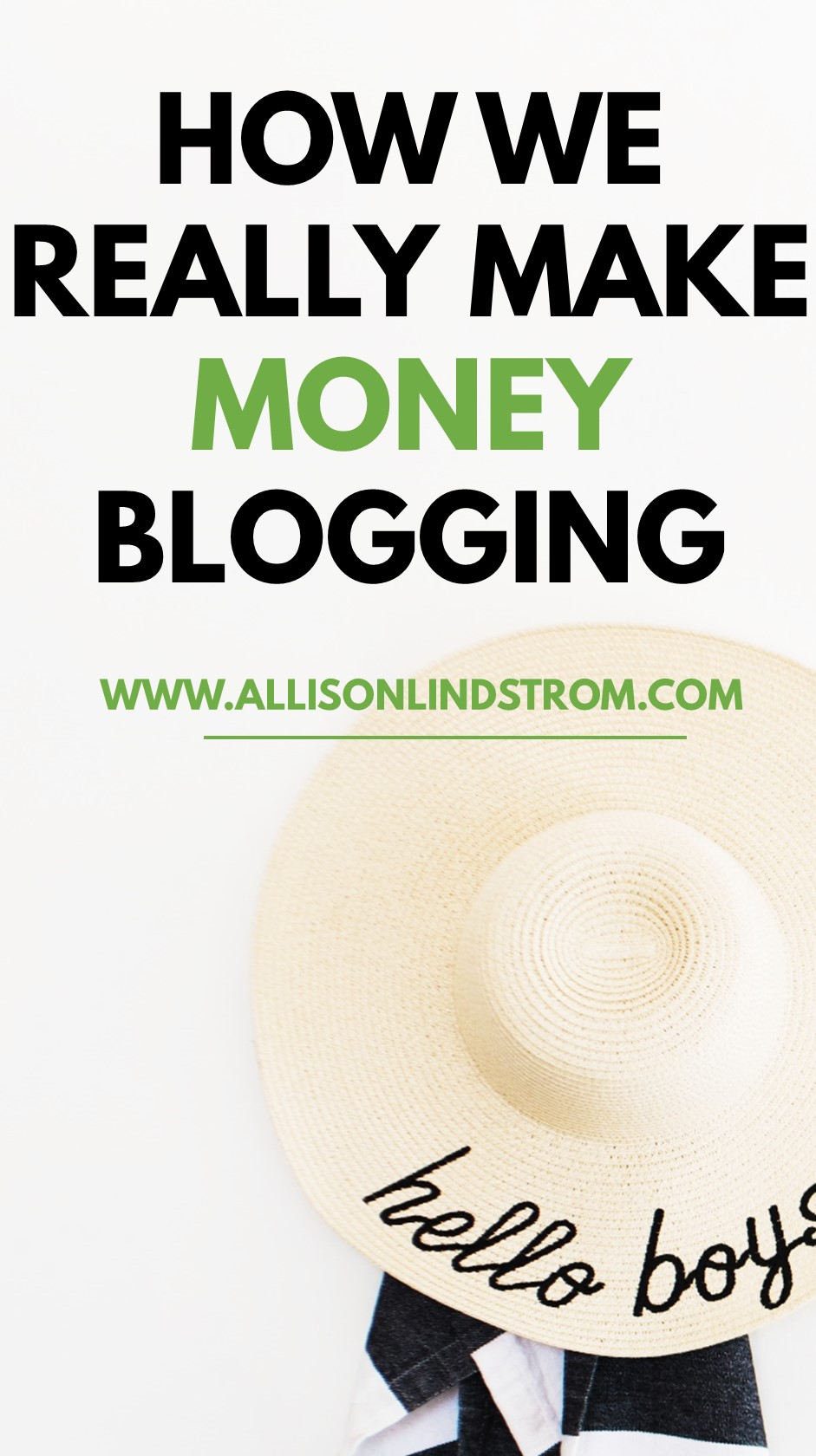 """What makes a good blogging business and how do men and women today REALLY make money blogging? I'm sharing all of my must-have business elements in today's video because if there's one thing I don't like, it's the internet lying to you about how """"easy"""" it is to make money online. ● WHAT MAKES A GOOD BLOGGING BUSINESS? ● HOW WE REALLY MAKE MONEY BLOGGING"""